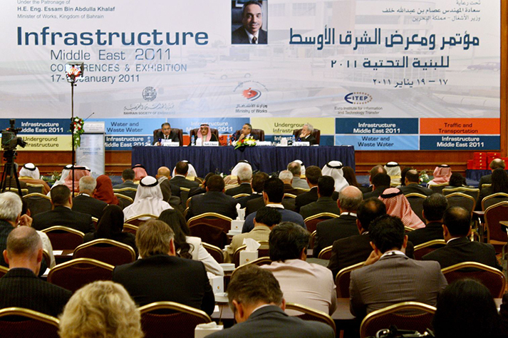 Infrastructure Middle East